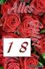 Geburtstagskarten zum 18. Geburtstag
