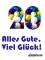 Ecards zum 20zigsten Geburtstag