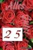 Ecards zum 25zigsten Geburtstag