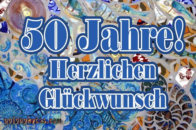 Zum 50 Geburtstag Karten Kostenlos Drucken