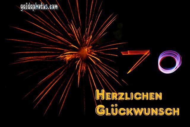 Spruche Zum 70 Geburtstag 49 Herzlich Originell Lustig