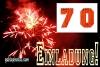 70 Geburtstag: Einladungskarten