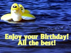 kostenlose Grusskarte zum Geburtstag selber drucken